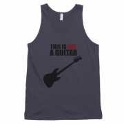 NOT A GUITAR – Classic Tank Top (unisex)