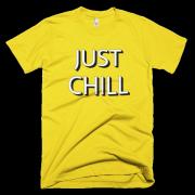 Just CHILL – Short sleeve men's t-shirt