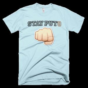 STAY PUTO – Short sleeve men's t-shirt